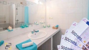 Precio para Reforma de Baño Completo