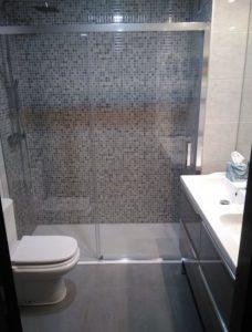 Cambio de bañera por un plato de ducha en Madrid