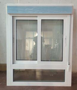 Cambio de ventanas en Getafe