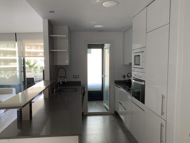 Reforma de cocina de 14 m2 en Alcalá de Henares
