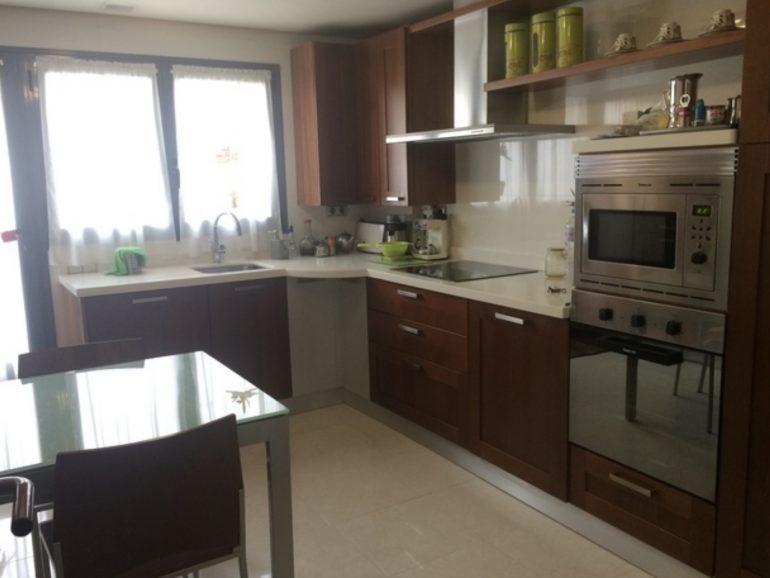 Reformas de cocinas en Getafe, cocina de 13 m2