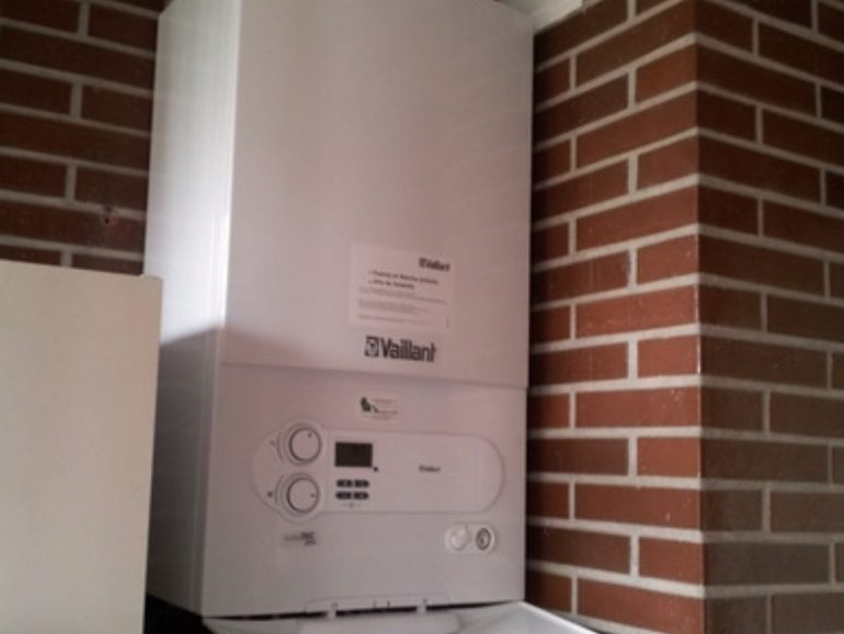 Calefacción de gas en Madrid