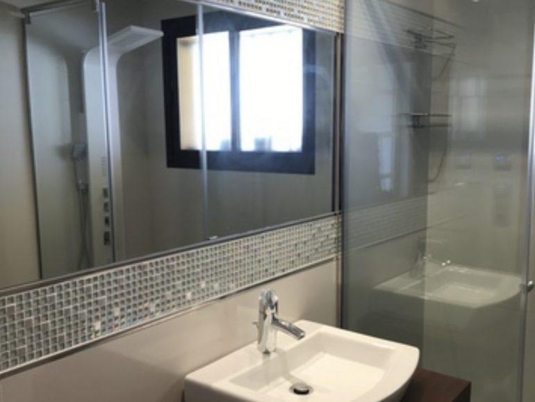 Reforma parcial de un baño en Torrelodones