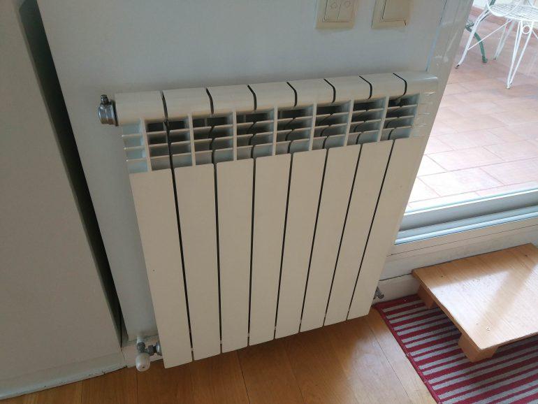 Calefacción de piso en Madrid