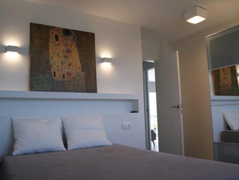 Reforma en Madrid de piso de 65 m²