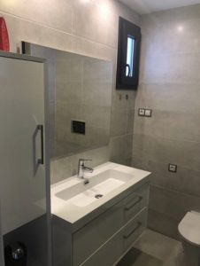 Reformar en Madrid en baño