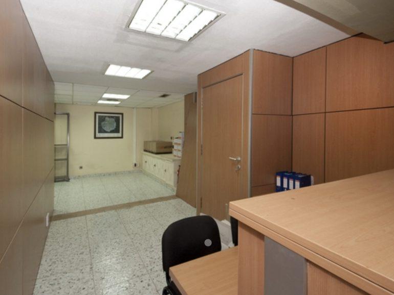 Obras y reformas de una oficina en Mostoles