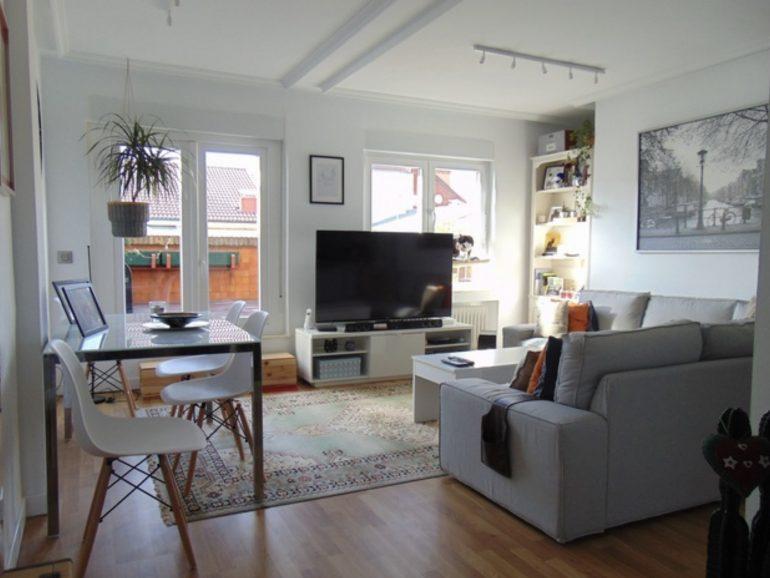 Reformas en una vivienda de 97 m² en Madrid