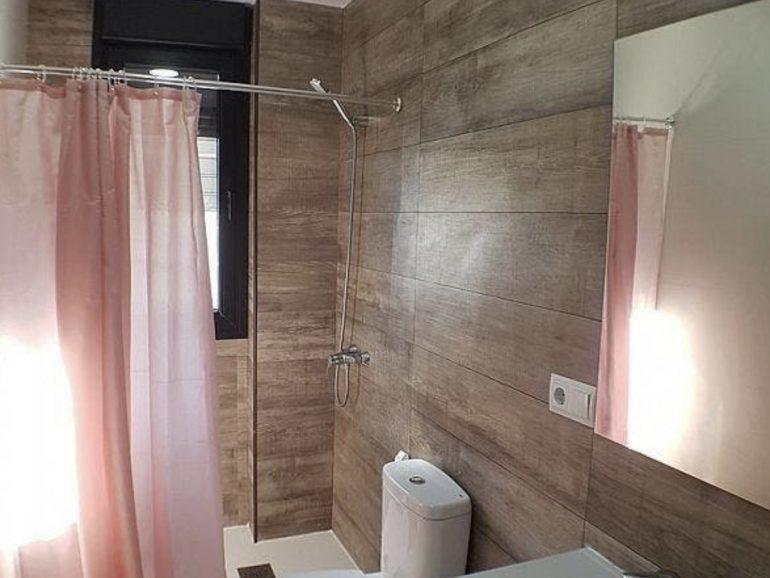 Reforma de baño en San Fernando de Henares