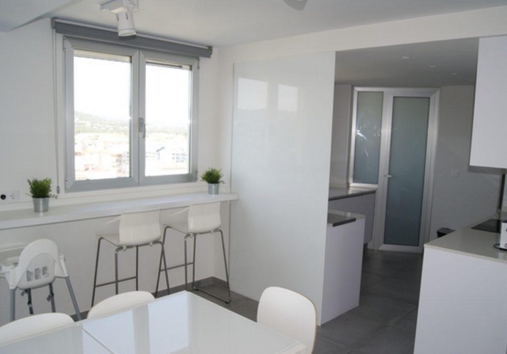Reformar un piso de 74 m² en Las Rozas de Madrid