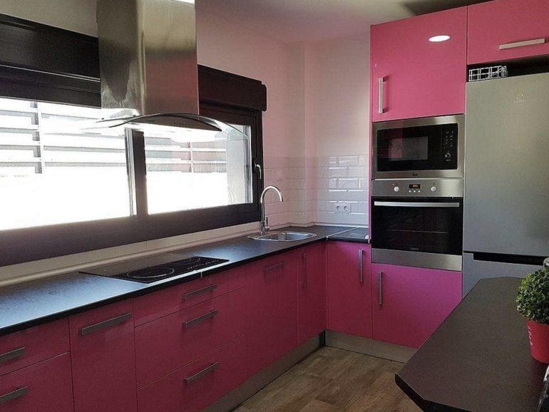 Obra y reforma de cocina en Villaverde Madrid