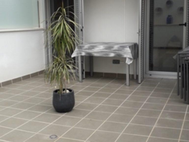 Reforma en Madrid de un patio de 42 m²