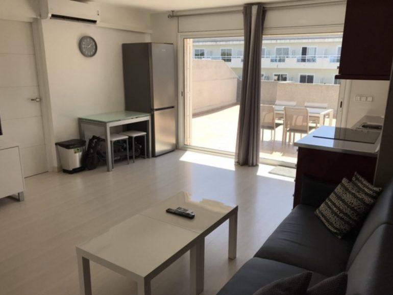 Pequeñas reformas en una vivienda de Madrid