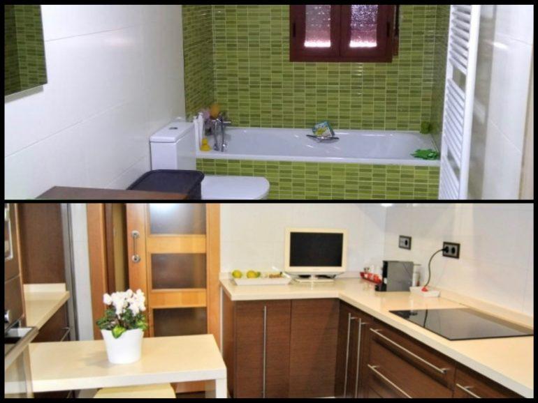 Reforma de cocina y baño en Torrejón de Ardoz