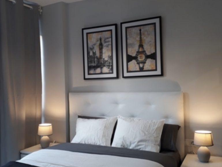 Obra en vivienda de 76 m² en San Sebastián de los Reyes