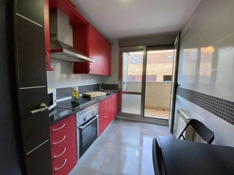 Una reforma en Madrid de un piso de 72 metros cuadrados