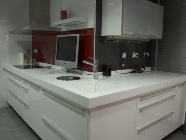 Cocina y reformas varias en un piso de Leganes