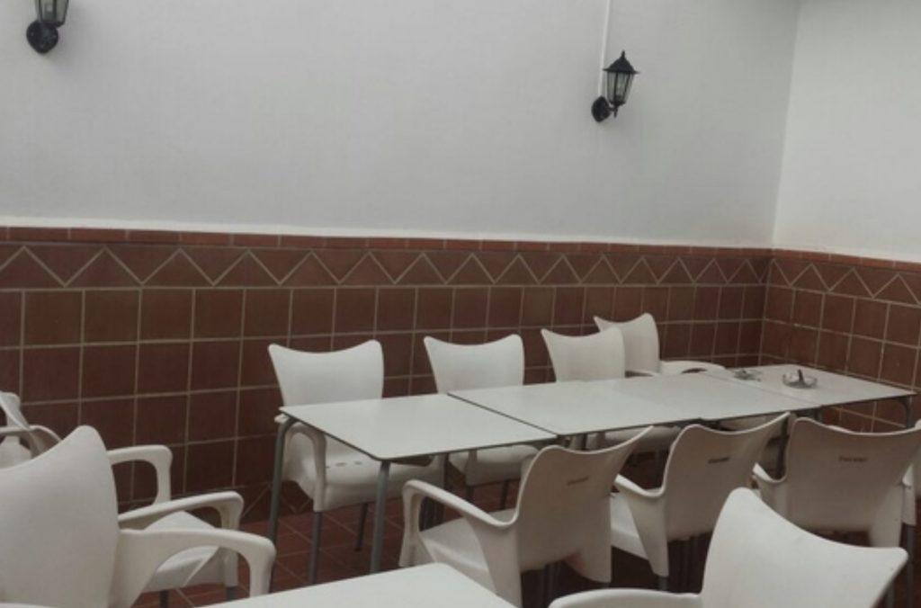Reformas en un bar en las Rozas de Madrid