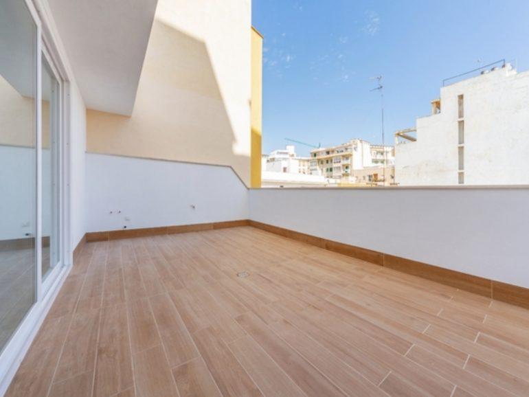 Vivienda de 91 m² en Leganes reformas parciales
