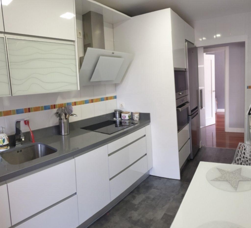 Madrid rehabilitación de vivienda de 92 m²