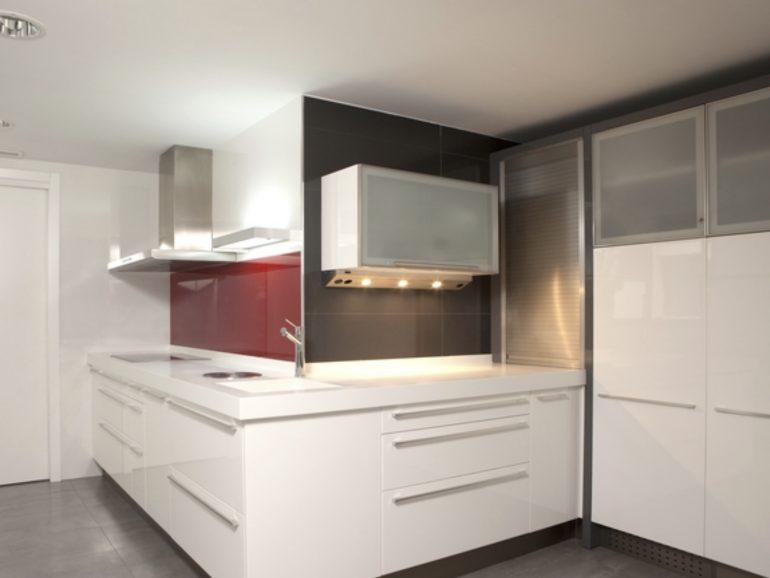Obras y reformas en una cocina de Getafe Madrid