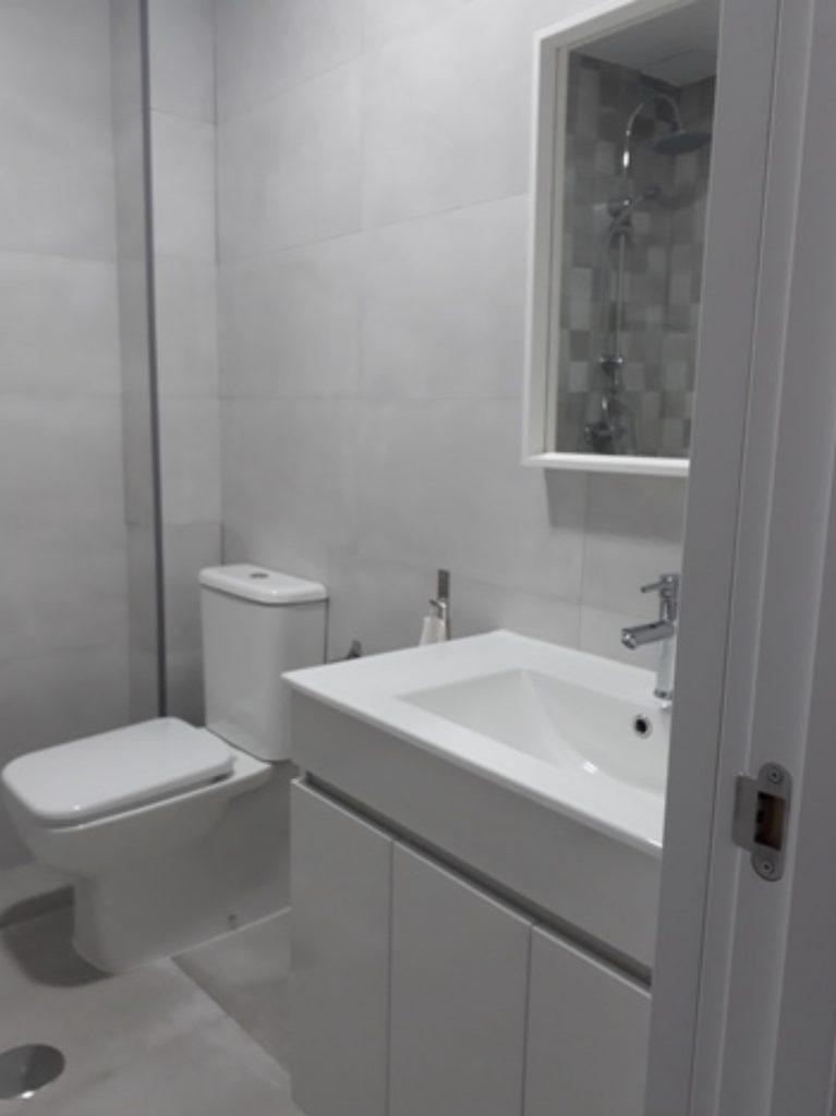 Reformas humanes de Madrid piso de 76 m²