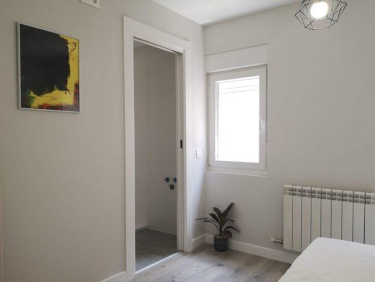 Pintura de piso y reformas en baño en Leganes