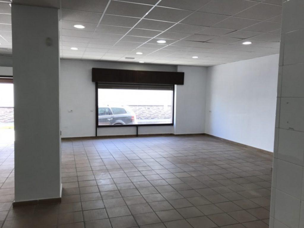 Reforma en tienda de ropa de 28 m² en Getafe